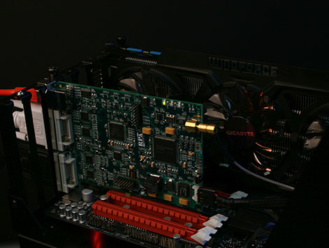 RPA Electronics Genlock